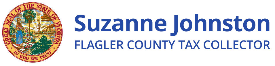 Suzanne JohnstonFlagler County Tax Collector