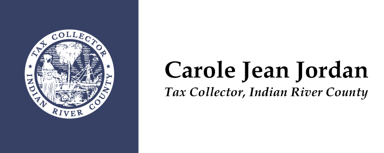 Carole Jean JordanIndian River County Tax Collector