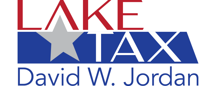 David W. JordanLake County Tax Collector