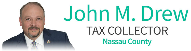 John M. DrewNassau County Tax Collector