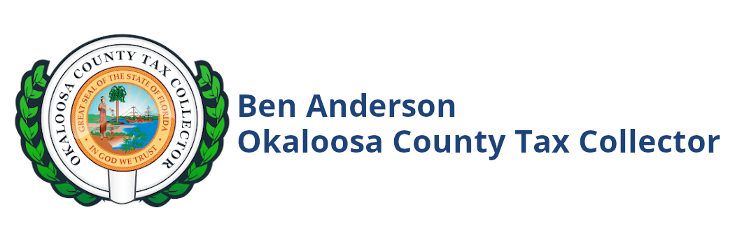 Ben AndersonOkaloosa County Tax Collector