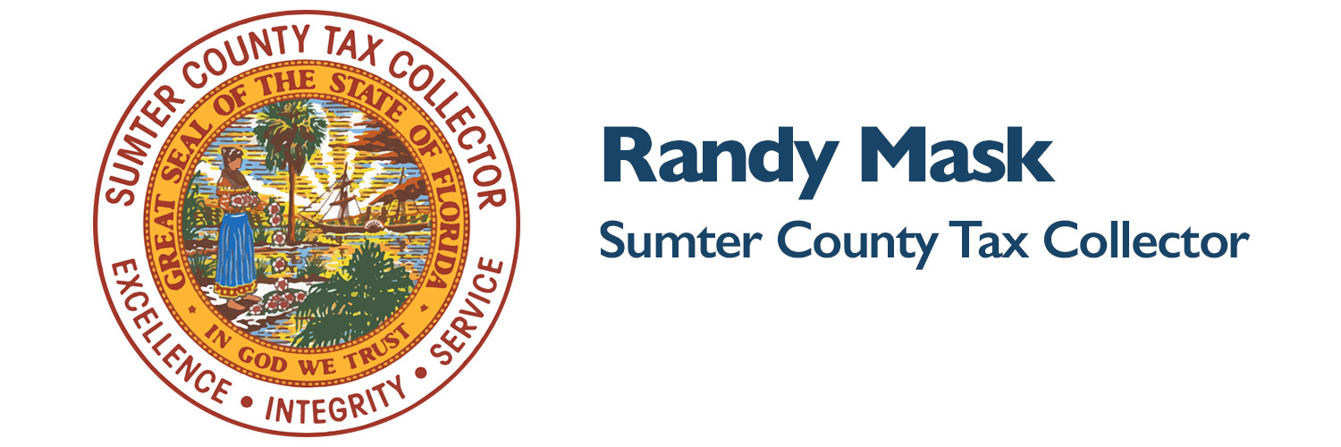 Randy MaskSumter County Tax Collector